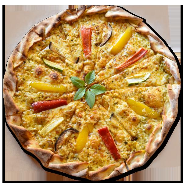 pizza-vegeterian